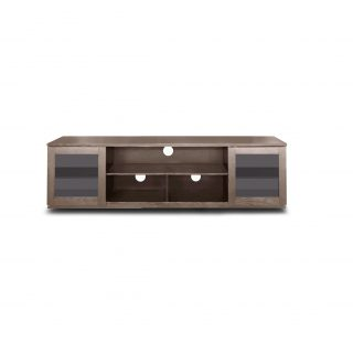 Bridport 2.2m Home Theater TV Unit - Mocha