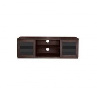 Bridport 1.8m Home Theater TV Unit - Espresso