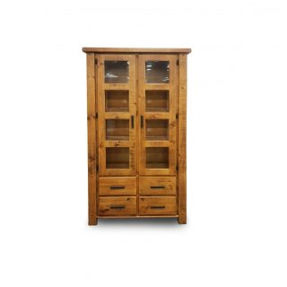 Woolshed Display Cabinet