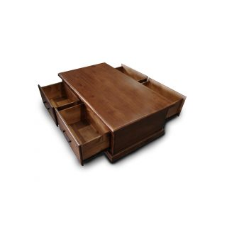 Orlando Coffee Table with drawers
