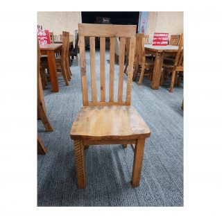 woolshed solid chair