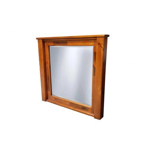 American Rustic Cedar Baltic Wall Mirror