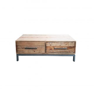 Sheffield 4 Drawer Coffee Table