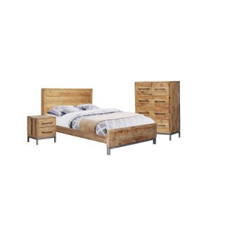 Barmera Queen Bedroom Suite (Light)