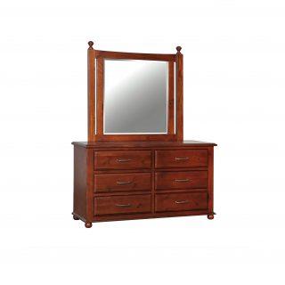 Bellevue Dresser & Mirror