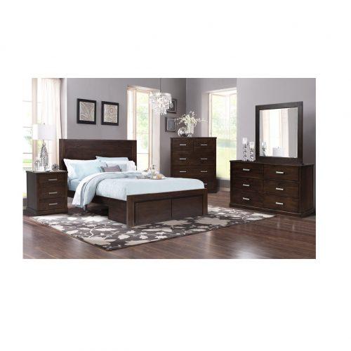 Greenhill Queen Bedroom Suite (New)