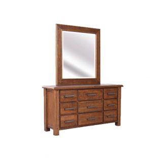 Bingara Dresser & Mirror