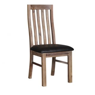 Logan - Chair  PU Seat