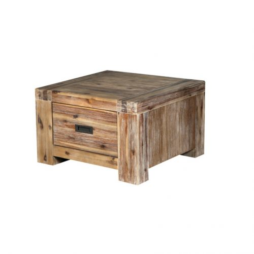 Logan Lamp Table with Drawers
