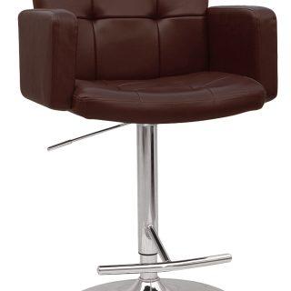 Loft Seat Bar Stool - Brown