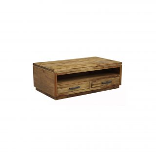 Penola Coffee Table with Drawers