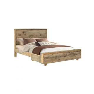 Latrobe King Bed with 2 Drawers
