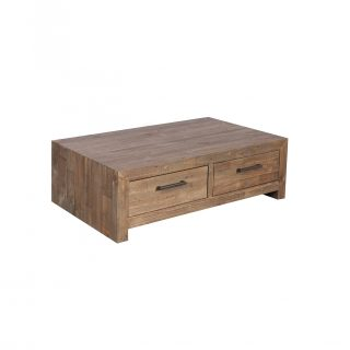 Mercer Coffee Table with Drawers