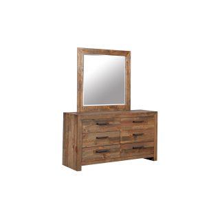 Mercer Dresser & Mirror