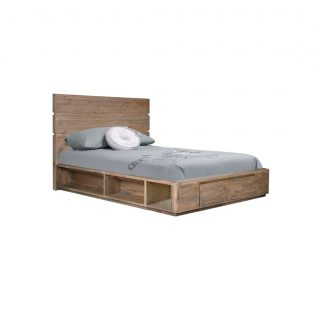 Imperial King Single Bed with Drawer