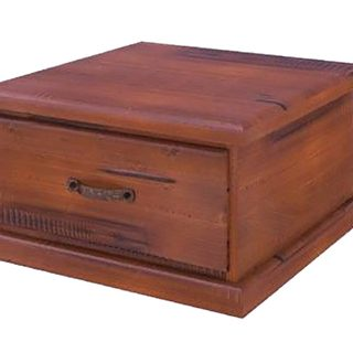Jamaica Lamp Table With Drawer