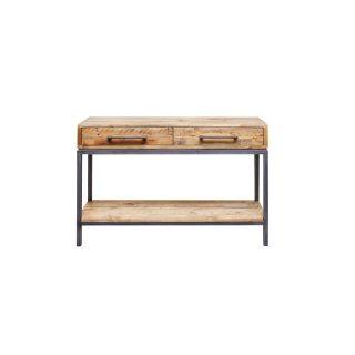Barmera 2 Drawer Hall Table (Light)
