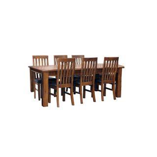 Bingara 7 Piece Dining Suite 1.8m