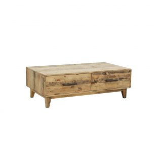 Casablanca Coffee Table with Drawers