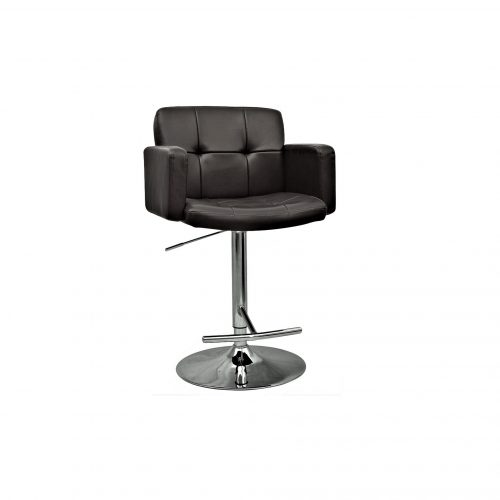 Loft Seat Bar Stool - Black