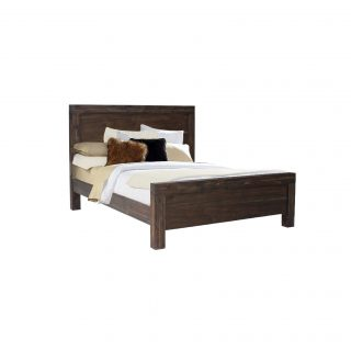 Bistre Double Bed