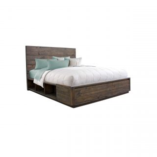 Atlantic Queen Storage Bed