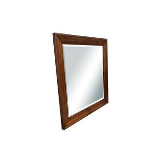 Denham Cherry Driftwood Mirror