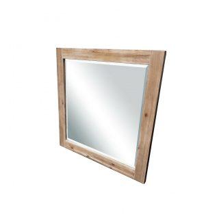 Augusta Ash Grey Mirror