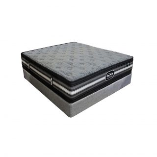 Eiffel  2 Sided Summer Winter King Size Mattress (Premium)