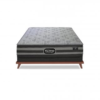 Elyees 2 Sided Summer Winter King Size Mattress (Premium)